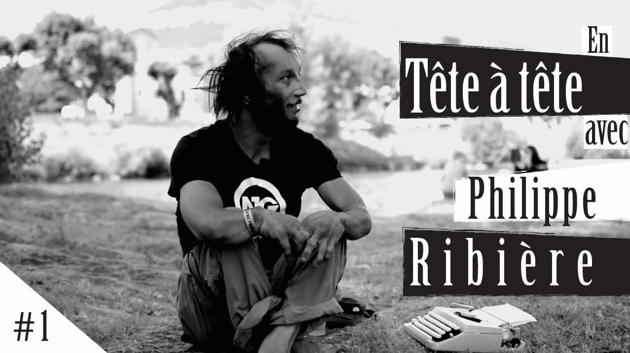 [Tête-à-tête] avec Philippe Ribière