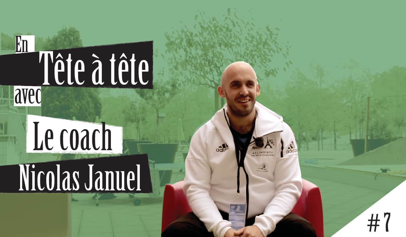 [Tête-à-tête] avec le coach Nico Januel